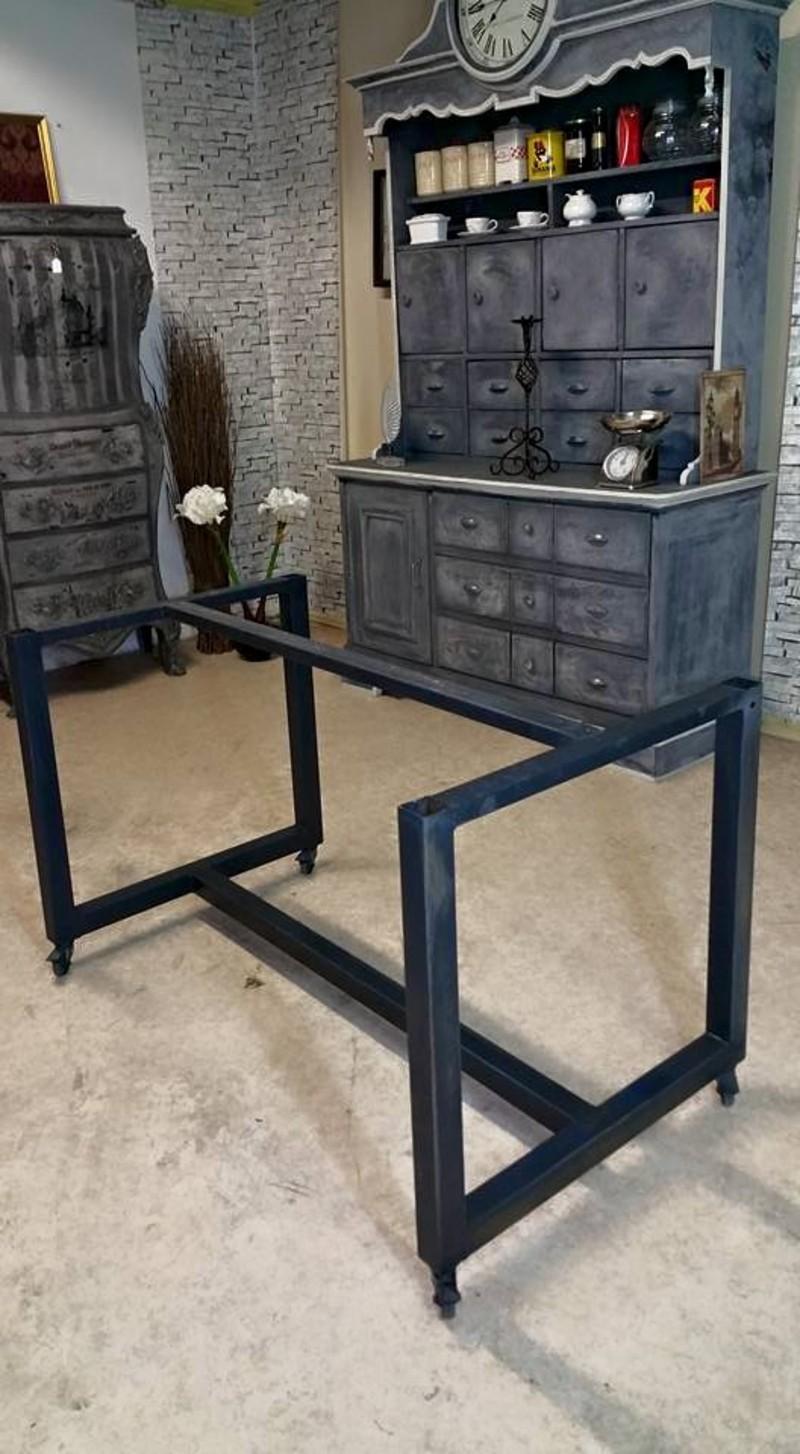 ambiance bistrot fa on industrie. Black Bedroom Furniture Sets. Home Design Ideas