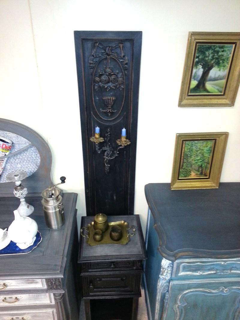 meuble d 39 appoint revisit b ne. Black Bedroom Furniture Sets. Home Design Ideas