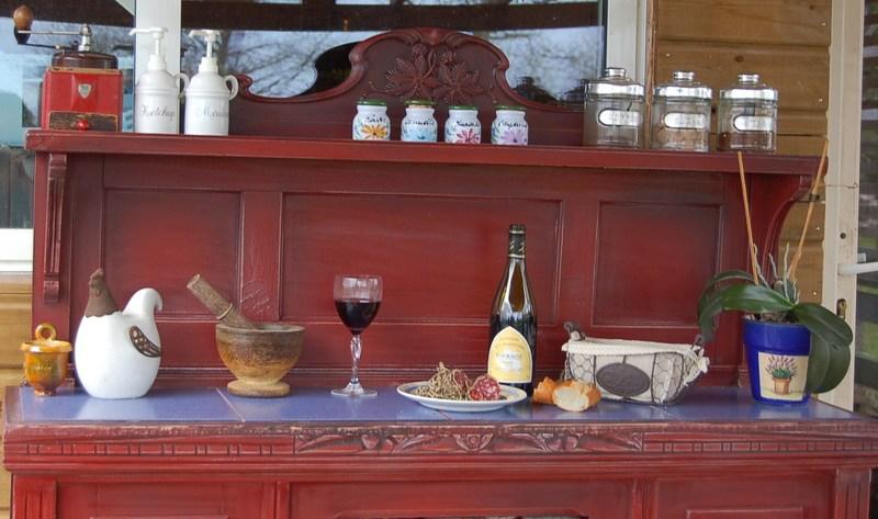 Cuisine style bistrot rouge ~ Belle cuisine nous a fait à l'aise ...